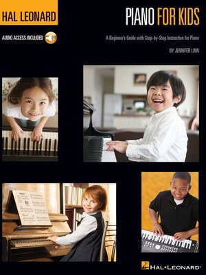 cover image of Piano for Kids
