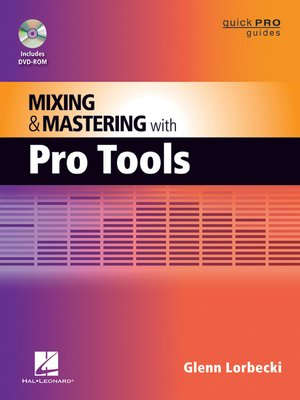 cover image of Mixing and Mastering with Pro Tools