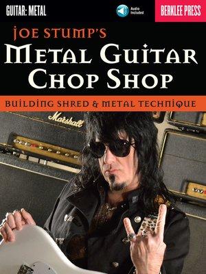 cover image of Metal Guitar Chop Shop