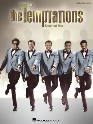 cover image of The Temptations--Greatest Hits (Songbook)