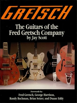cover image of Gretsch