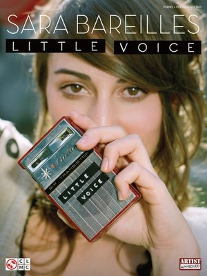 cover image of Sara Bareilles--Little Voice (Songbook)
