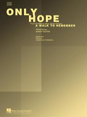 cover image of Only Hope