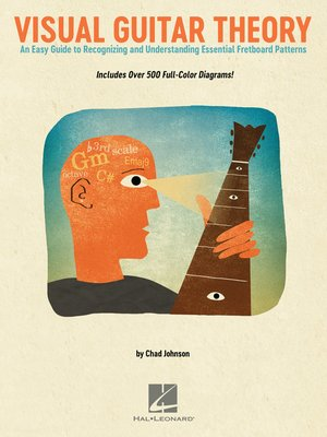 cover image of Visual Guitar Theory