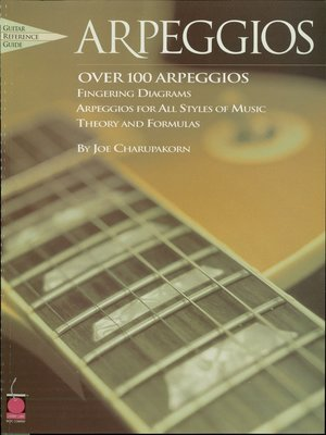 cover image of Arpeggios (Music Instruction)