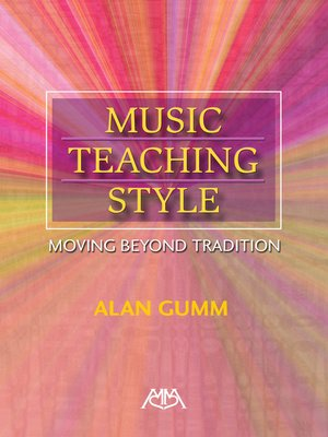 cover image of Music Teaching Style