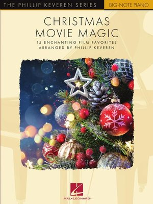 cover image of Christmas Movie Magic