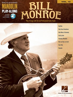 cover image of Bill Monroe