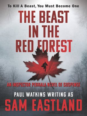 cover image of The Beast in the Red Forest