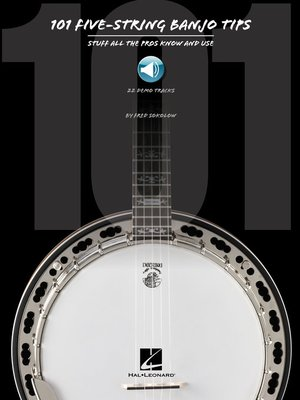 cover image of 101 Banjo Tips