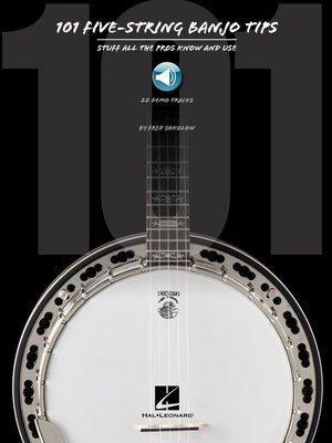 cover image of 101 Banjo Tips