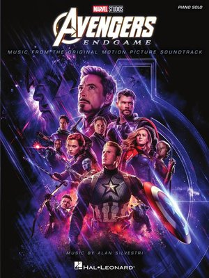 cover image of Avengers: Endgame Songbook