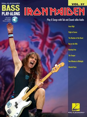 cover image of Iron Maiden