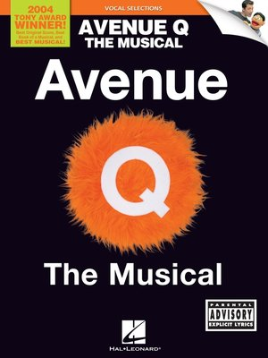 cover image of Avenue Q (Songbook)