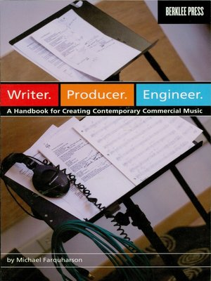 cover image of Writer. Producer. Engineer.