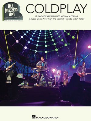 cover image of Coldplay--All Jazzed Up!