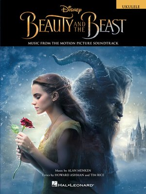 cover image of Beauty and the Beast Ukulele Songbook