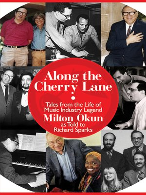 cover image of Along the Cherry Lane