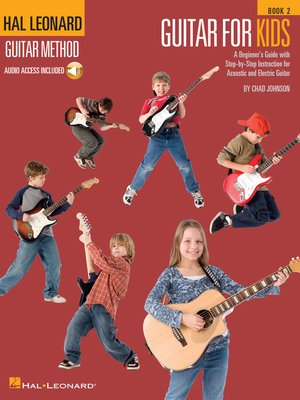 cover image of Guitar for Kids--Book 2