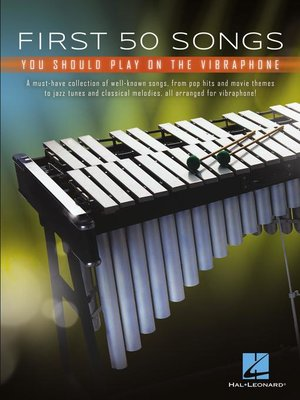 cover image of First 50 Songs You Should Play on Vibraphone