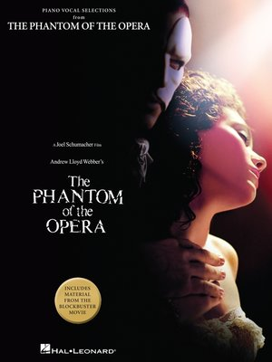 cover image of The Phantom of the Opera--Movie Selections (Songbook)