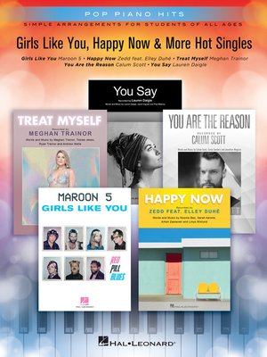 cover image of Girls Like You, Happy Now & More Hot Singles