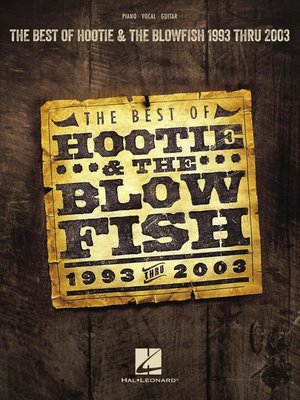 cover image of The Best of Hootie & the Blowfish