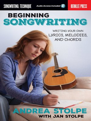 cover image of Beginning Songwriting