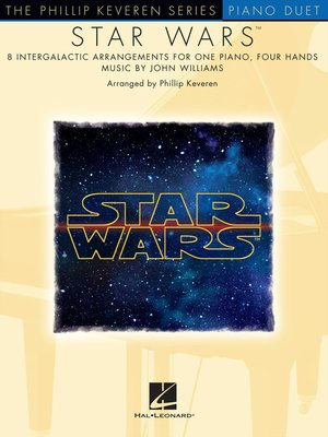 cover image of Star Wars--Piano Duet