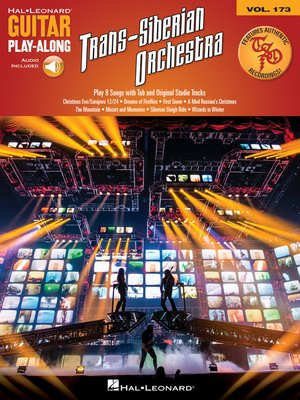 cover image of Trans-Siberian Orchestra