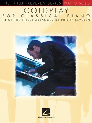 cover image of Coldplay for Classical Piano