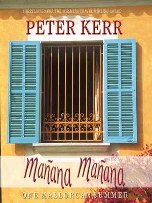 cover image of Manana Manana