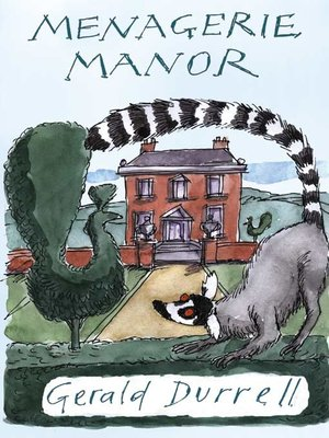 cover image of Menagerie Manor
