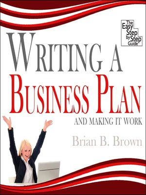 cover image of Writing a Business Plan