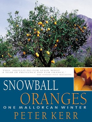 cover image of Snowball Oranges