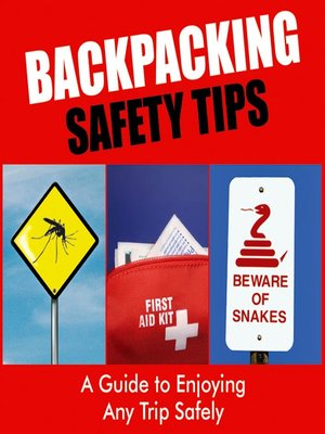 cover image of Backpacking Safety Tips