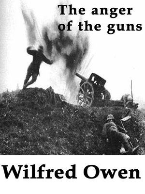 cover image of The Anger Of The Guns