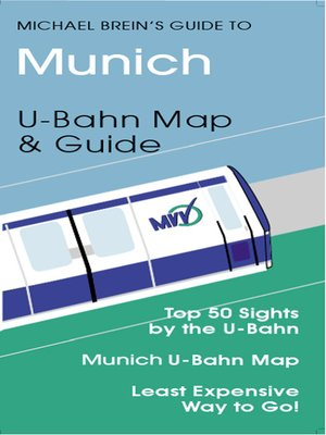 cover image of Munich Travel Guide