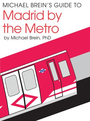 cover image of Michael Brein's Guide to Madrid by Metro