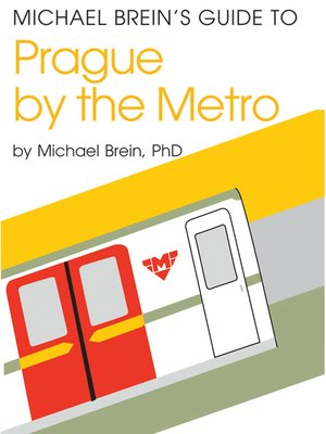 cover image of Michael Brein's Guide to Prague by the Metro