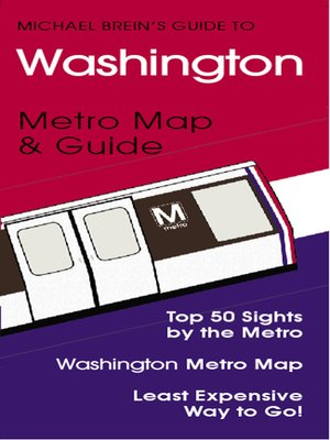 cover image of Washington DC Travel Guide