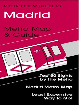 cover image of Madrid Travel Guide