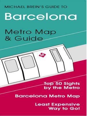 cover image of Barcelona Travel Guide