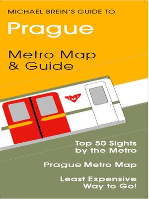 cover image of Prague Travel Guide