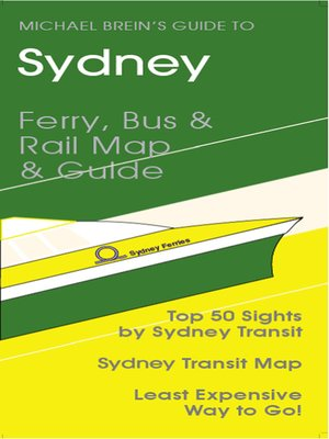 cover image of Sydney Travel Guide