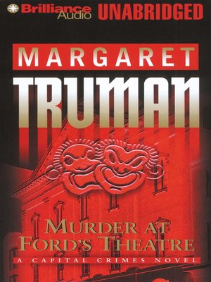 cover image of Murder at Ford's Theatre