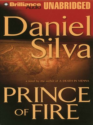 cover image of Prince of Fire