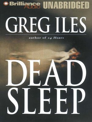 cover image of Dead Sleep