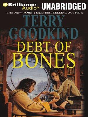 cover image of Debt of Bones