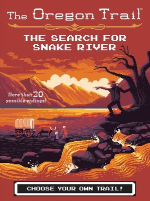 cover image of The Search for Snake River